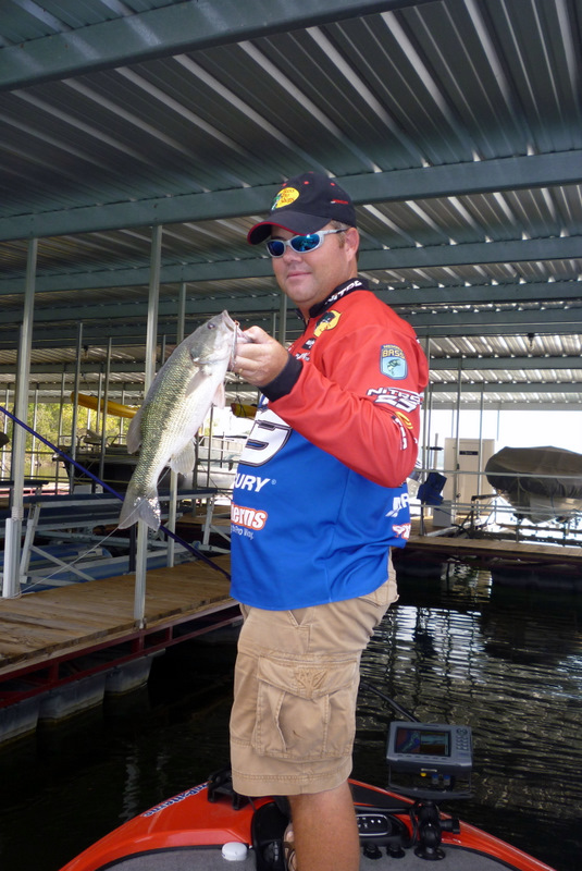 Recreational bass fishing: How Brian Snowden fishes Table Rock Lake from January through December