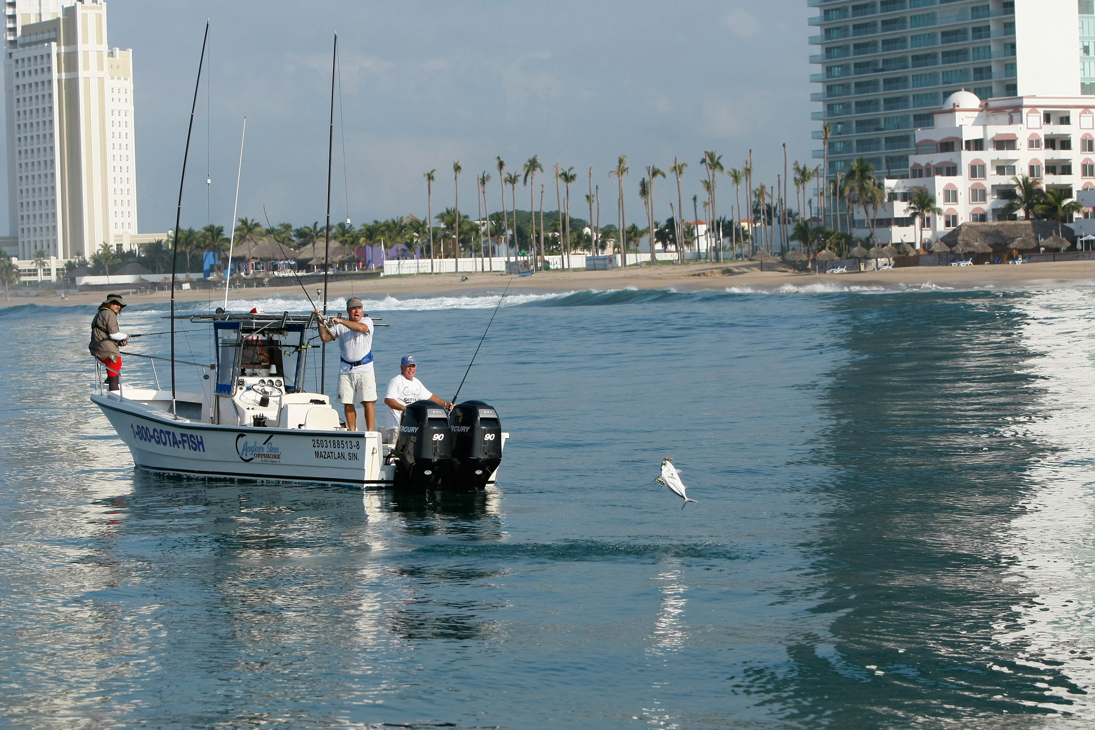 Vacation in Mexico: Fun Family Fishing