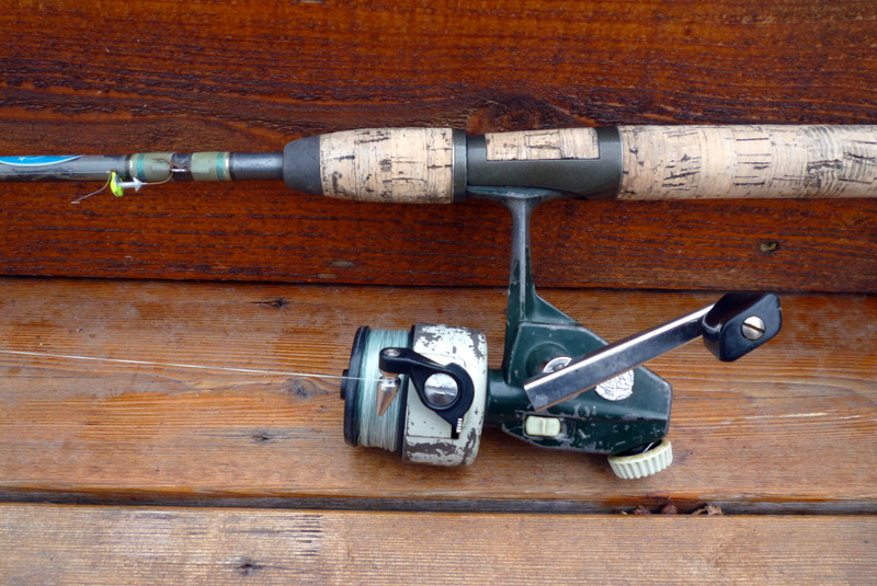 Midwest finesse tackle: Bass rods, reels, and lines