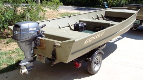A boat for the serious and talented recreational angler, according to Brian Waldman