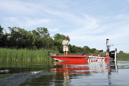 How To Catch Bass Using Buzzbaits