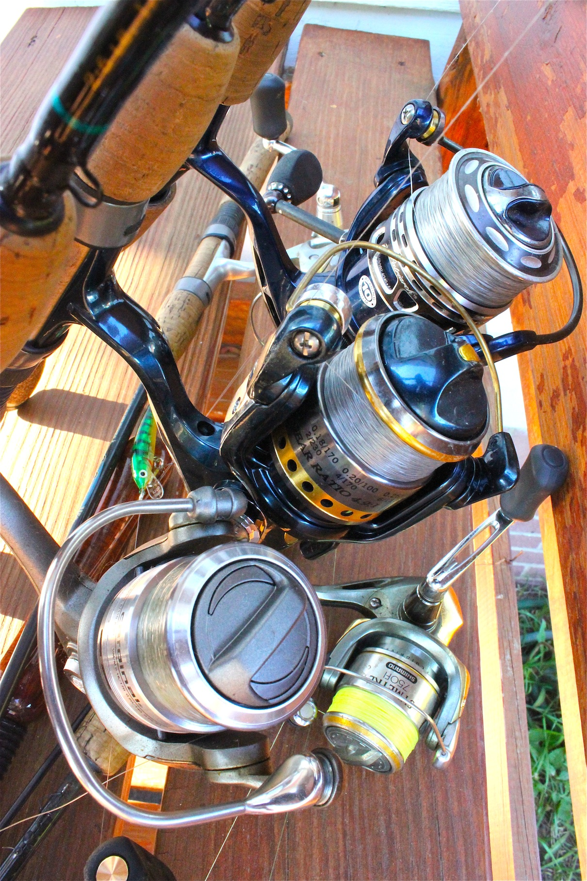 Light Panfish Reels