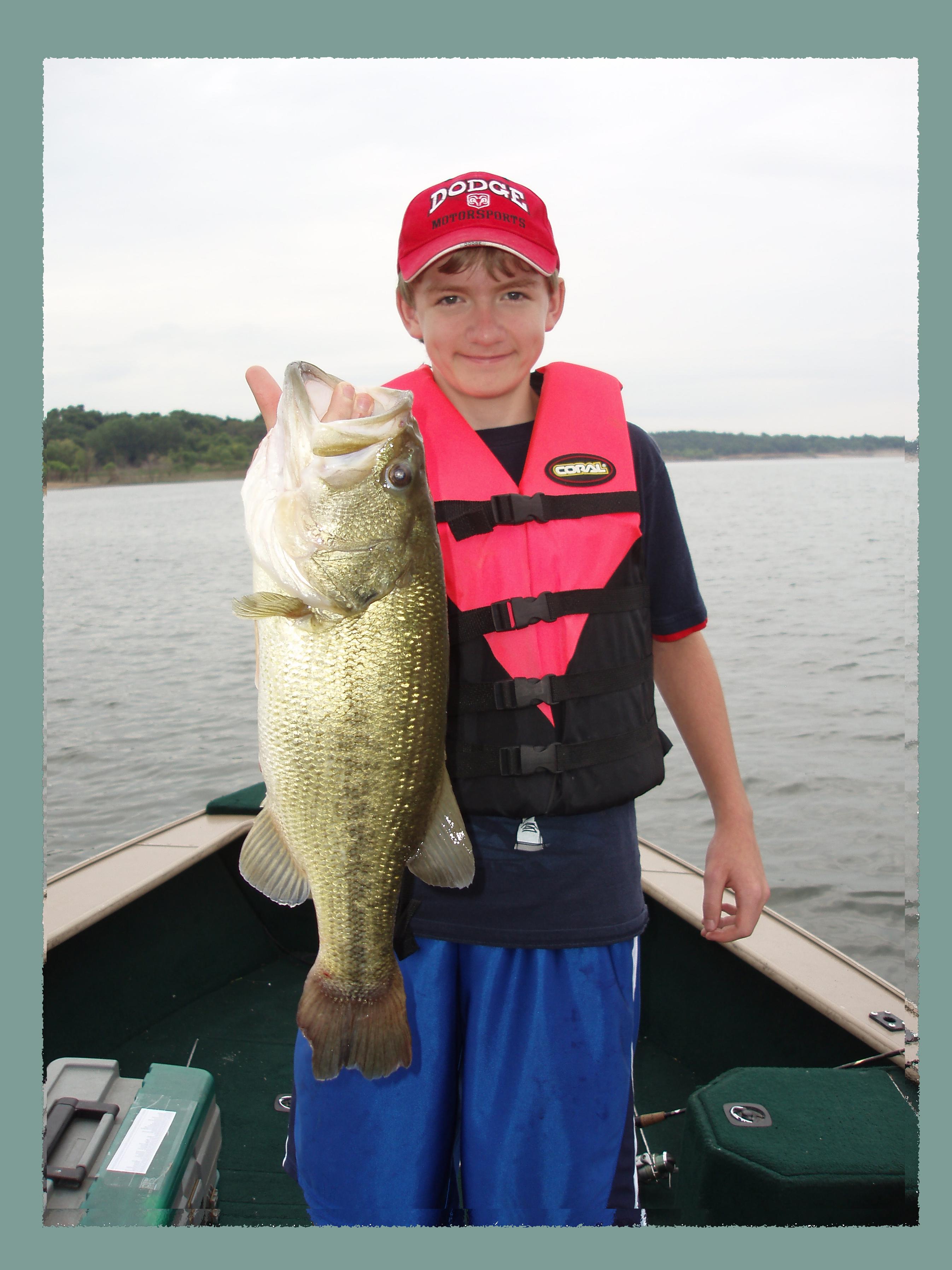 Largemouth Bass!