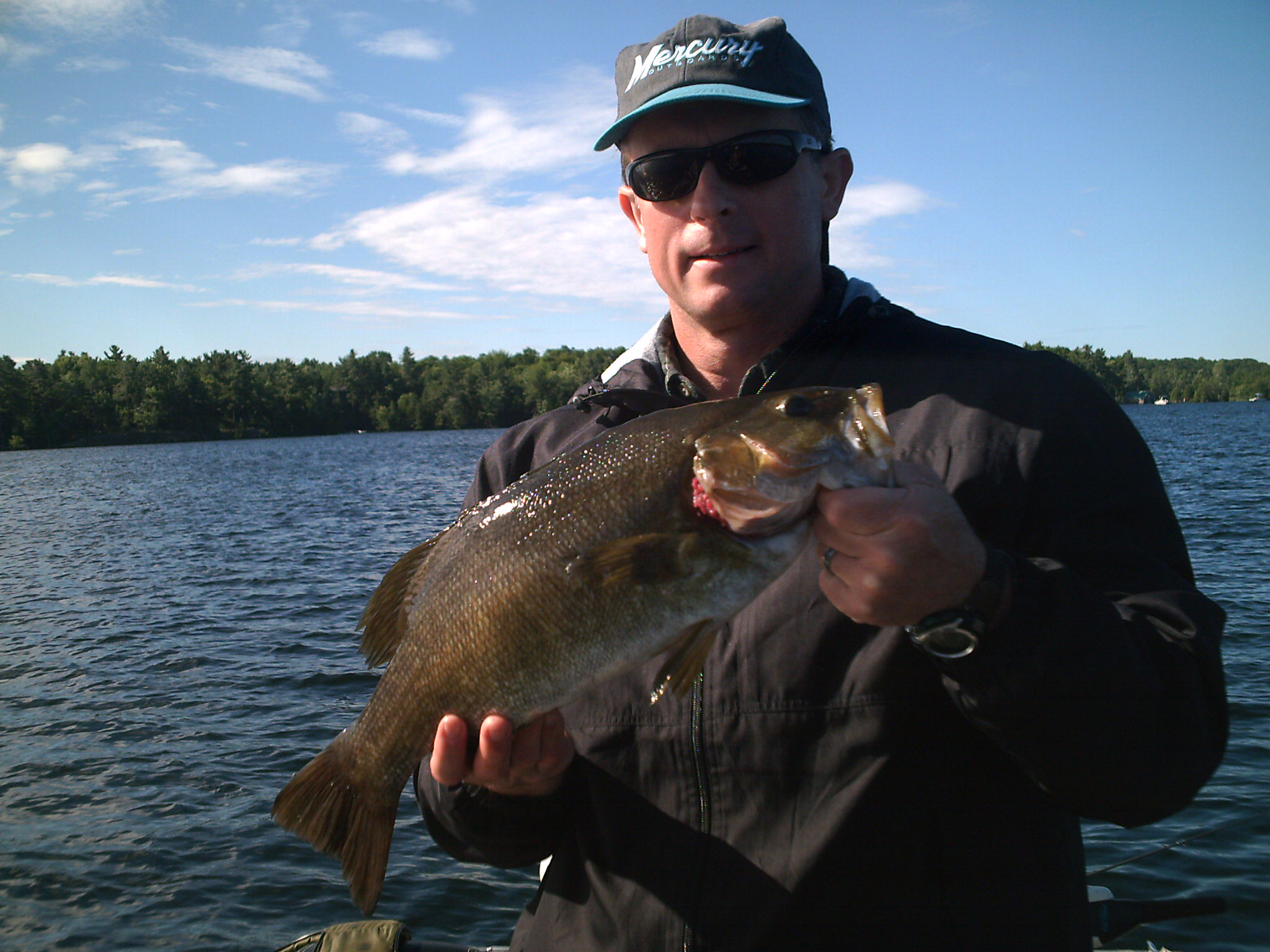 Windy Day Smallmouth!