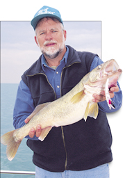 Patterns for Great Lakes Fall Walleyes