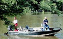 Adapting To Rising Water For River Walleyes