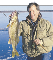 Steep and Deep for Fall Walleyes