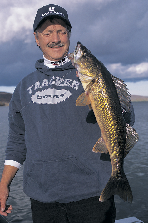 Blades & Swimmers: Underused Producers for River Walleyes