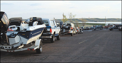 And So It Begins . . . Again: The Early Spring Fishing Season