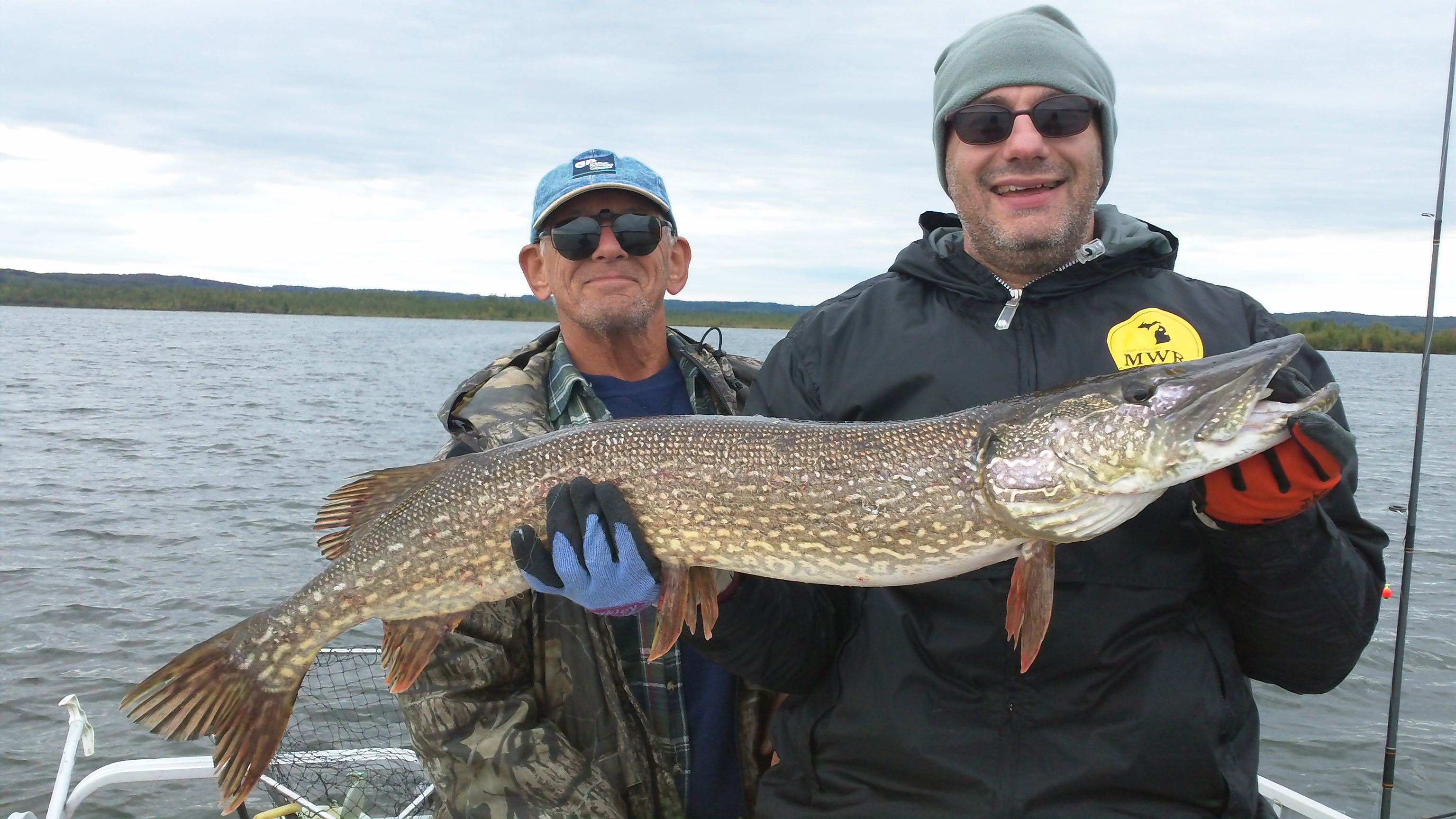 40-inch Northern Pike