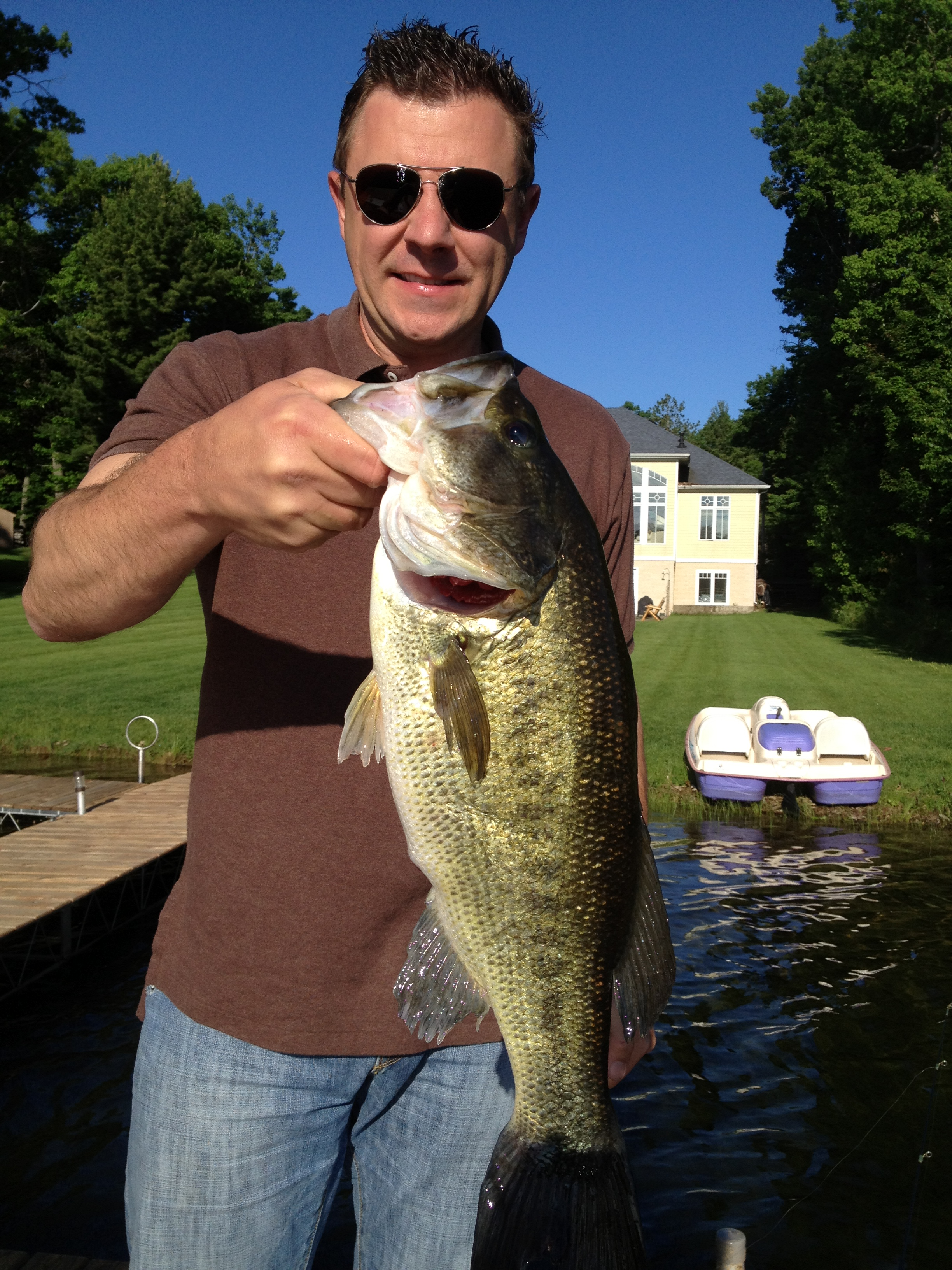 Oscoda, Michigan Master Angler Top 5
