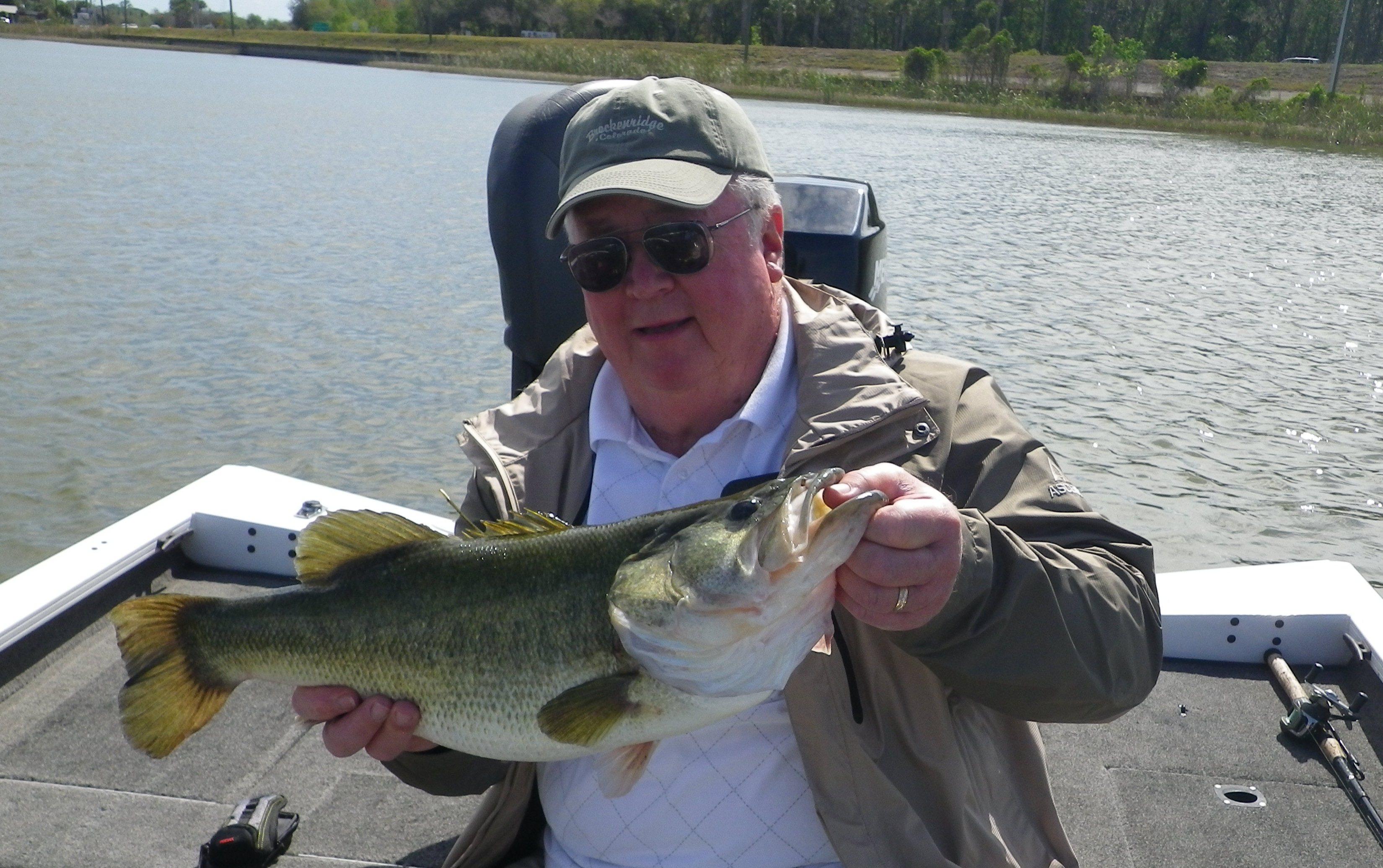 Fishing on Lake Eustis FL