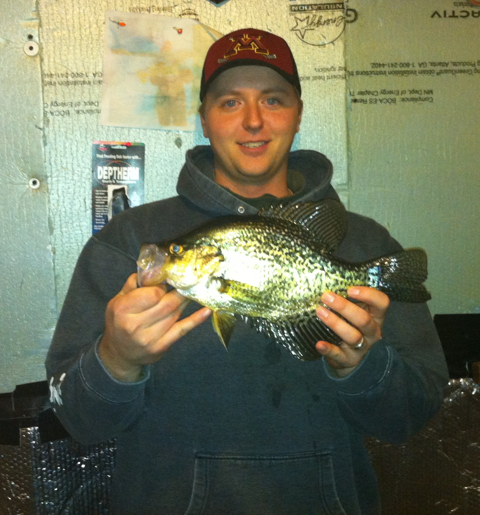 15 Inch Crappie