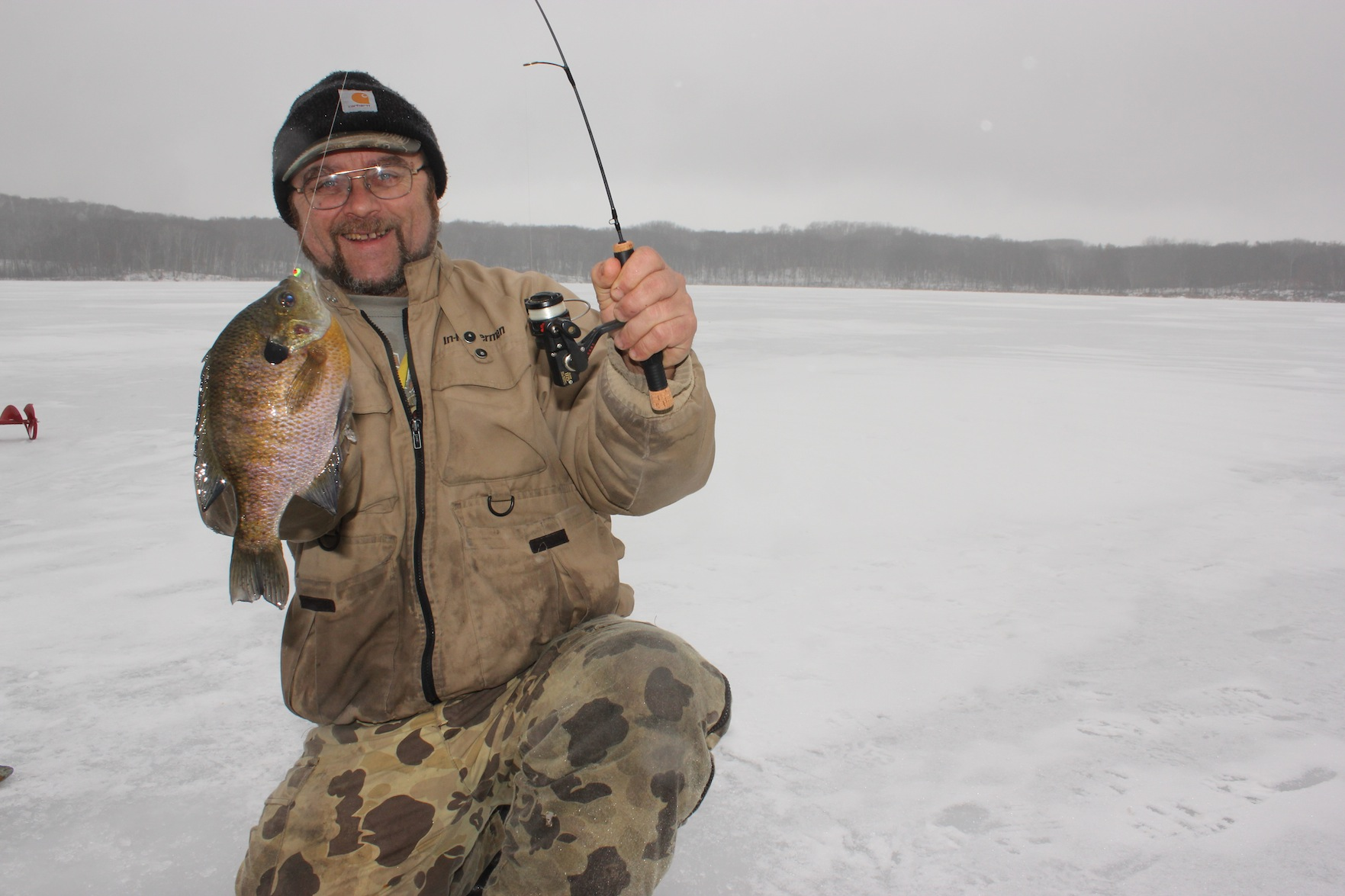 Bluegills And Musical Lakes