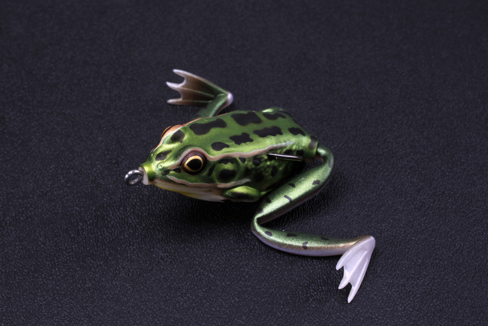 Great Topwater Frogs For Bass