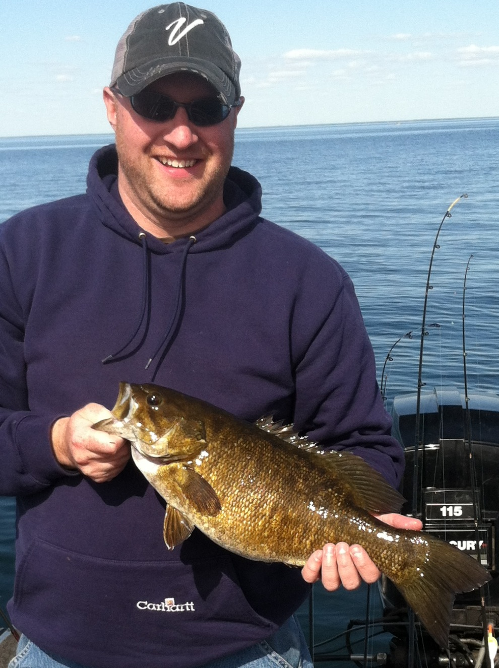 Cold Water Smallmouth