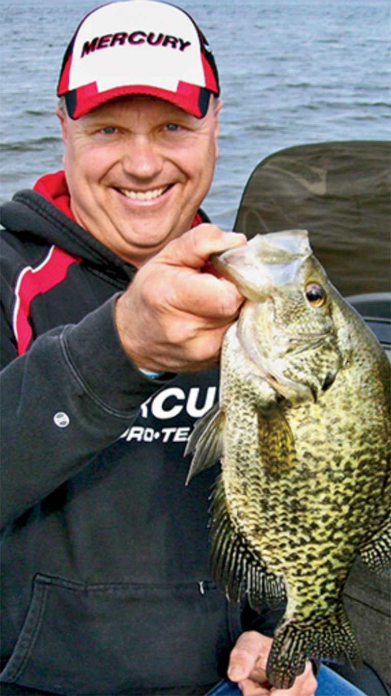 Finding Crappie in Minnesota