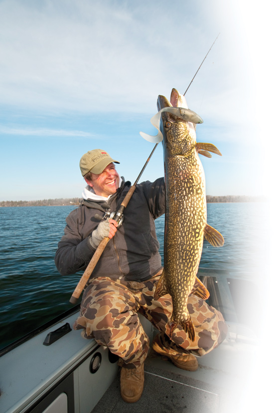 Select Lure Options For Giant Pike