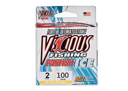 8 Great Ice Fishing Lines