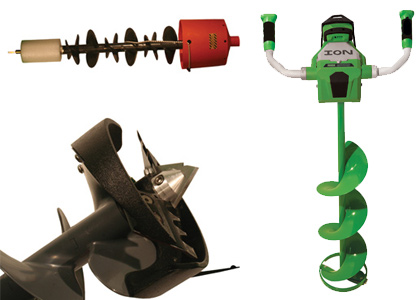 Top Electric Ice Augers