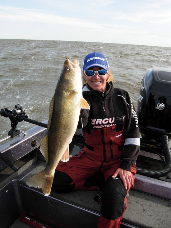 Vibrating Walleye Lures