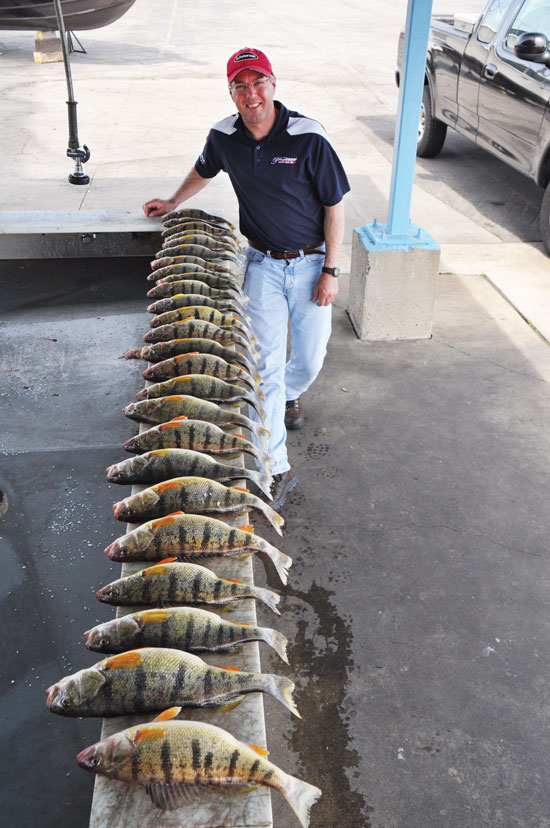 Great Lakes Perch Boom
