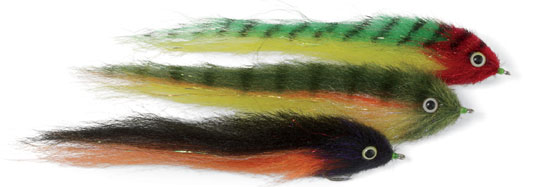 Fly Trolling for Muskies