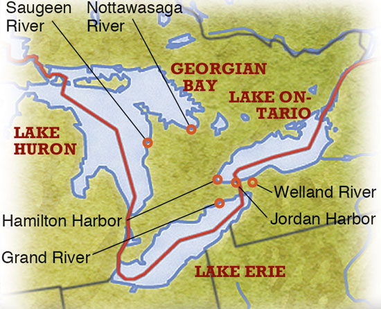 Great Lakes Catfishing