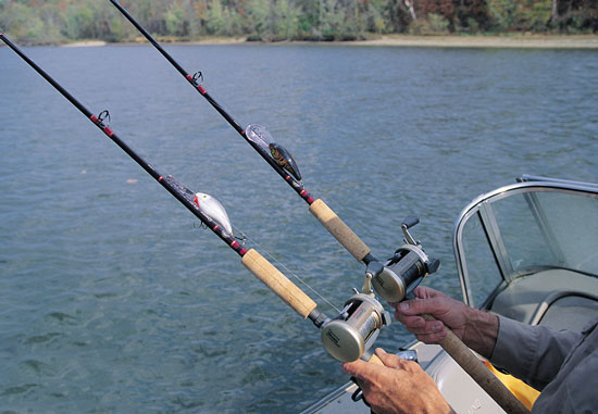 Unorthodox Tactics for Reservoir Catfish