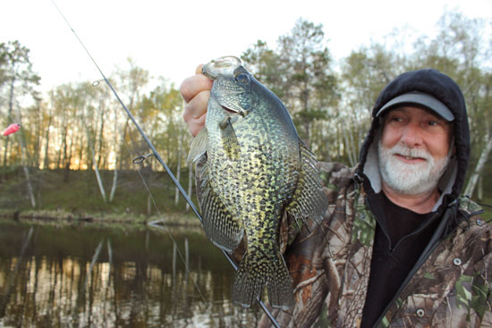 Reading River Panfish