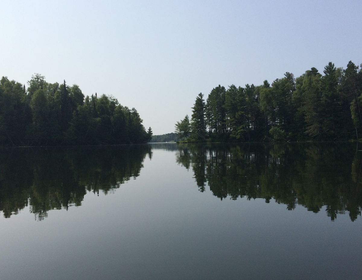 Vacationing in the Northwoods of Minnesota: 2014