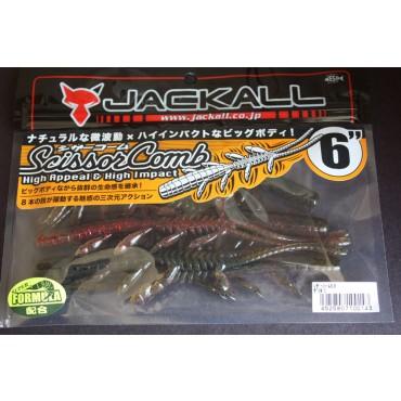 Jackall's Scissor Comb