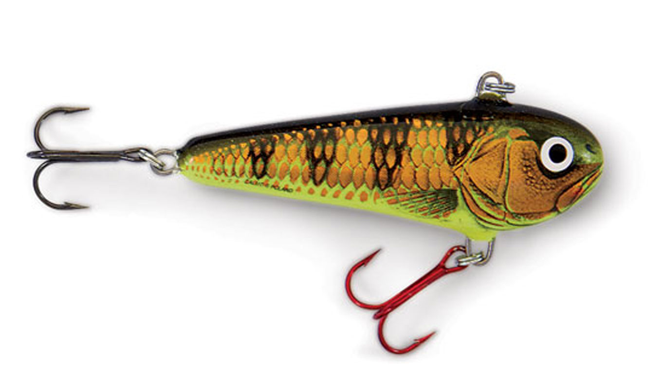 Salmo Chubby Darter for Shallow Walleye