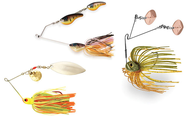 Spinnerbaits: Top Picks for Fishing Variety