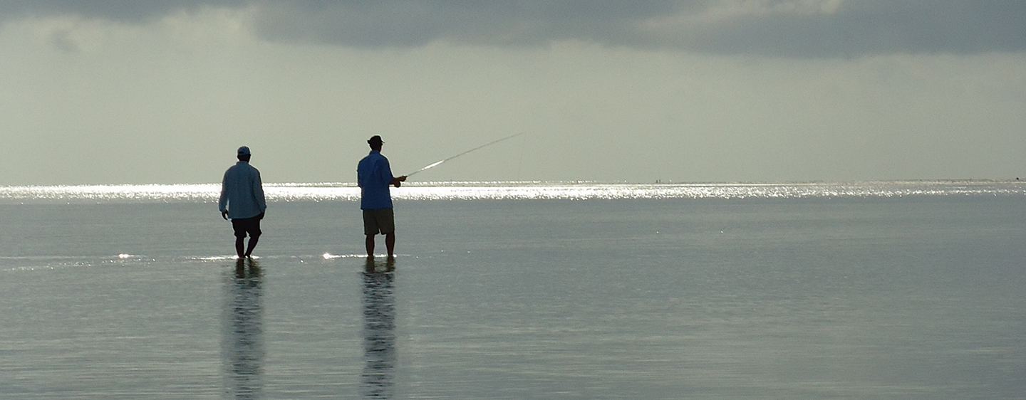 Saltwater Fly Fishing Setups