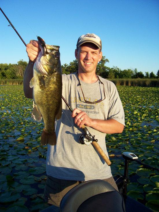 Sight Fishing Bass: Start At The Boat Ramp