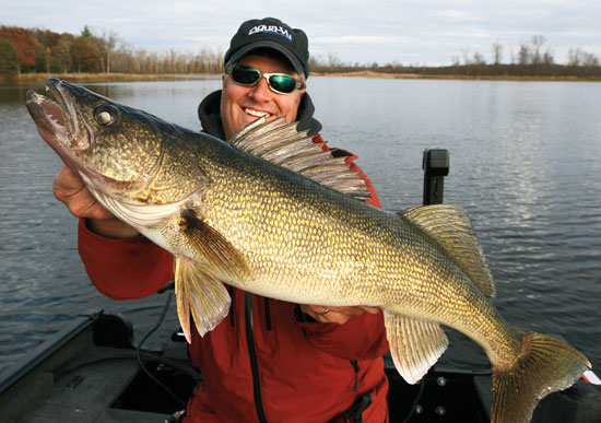 Jig Spinners For Walleyes