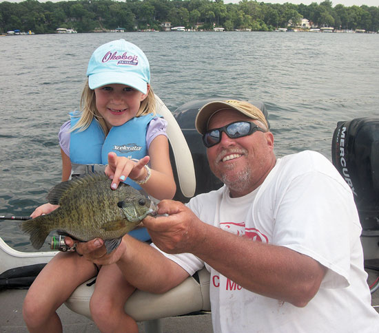 5 Killer Moves For Panfish