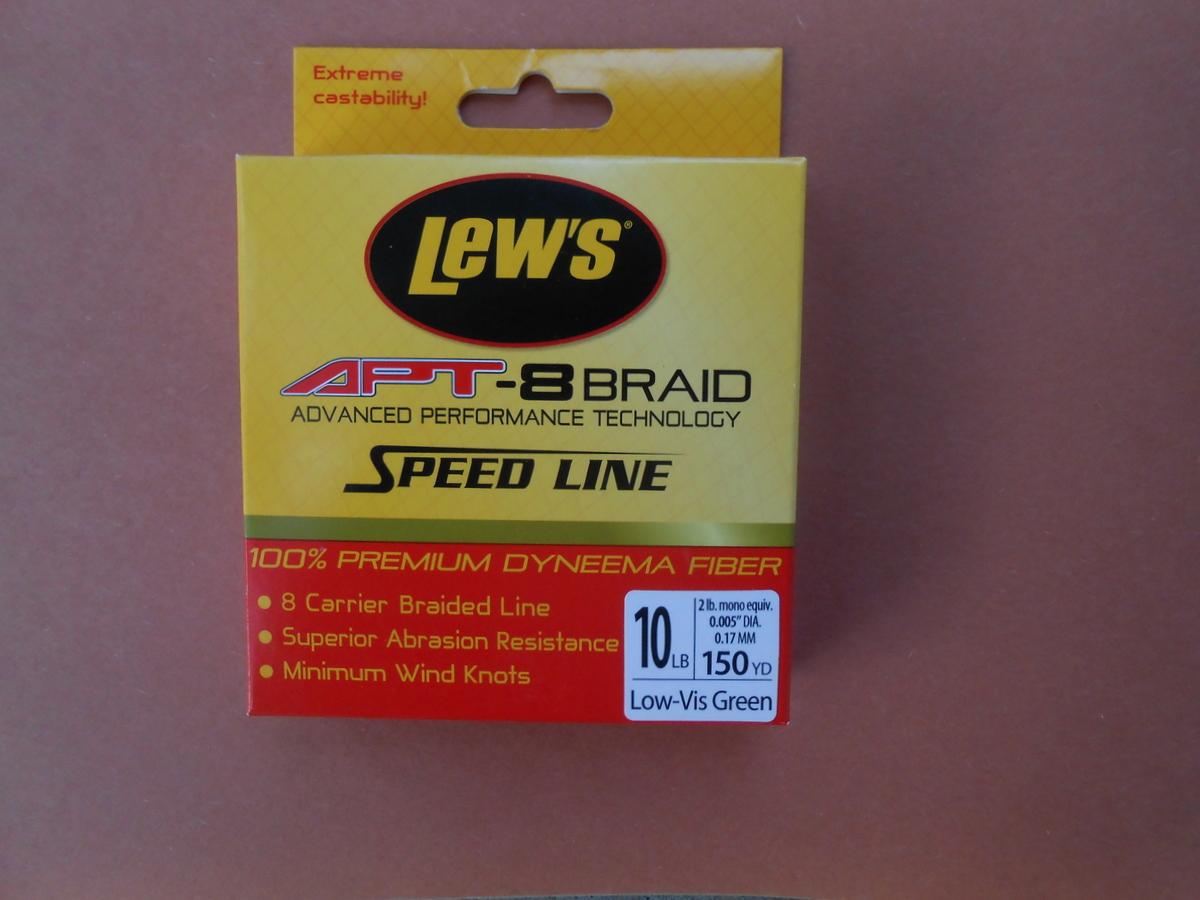 Lew's Lines