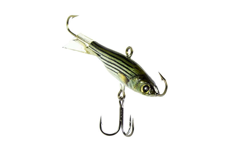 Ice Fishing Walleye Lures