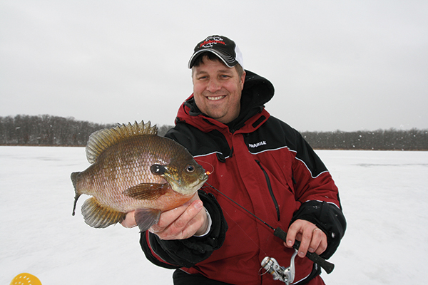Winter Weather Fishing