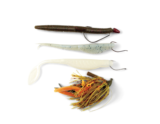 Catch River Smallmouth Bass