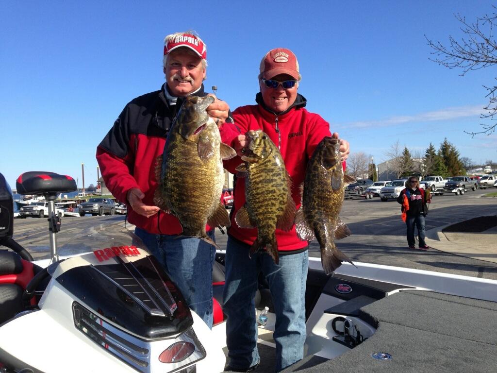 Michigan Smallmouth Bass Fishing
