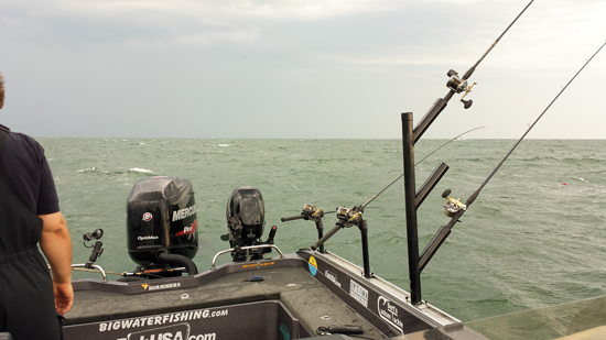 Walleye Fishing The Great Lakes