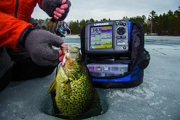 LCD Ice Fishing