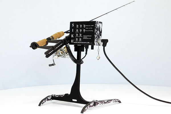 Auto Ice Fishing  Jigger