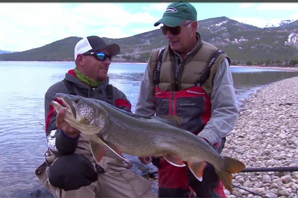Twin Lakes Area Colorado Lake Trout' and More
