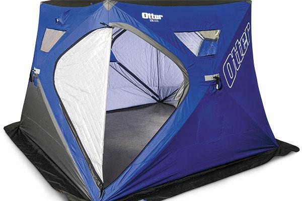 Hub Ice Shelters