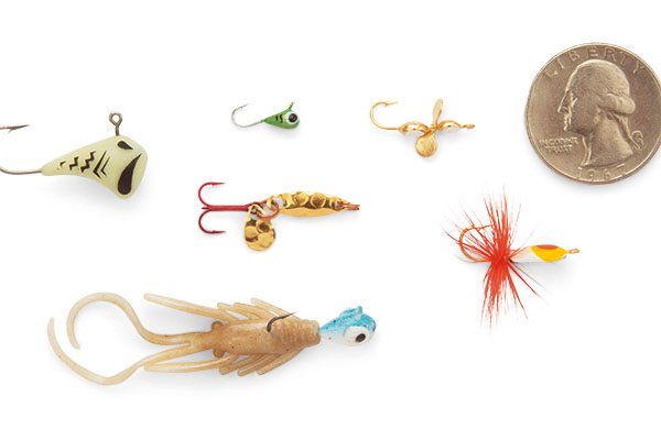 Top Panfish Lures for Ice Fishing
