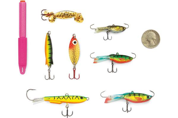 Selective Panfish Lures